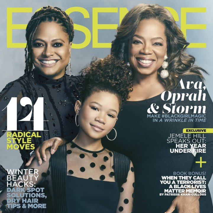 ESSENCE MAGAZINE BACK To BLACK