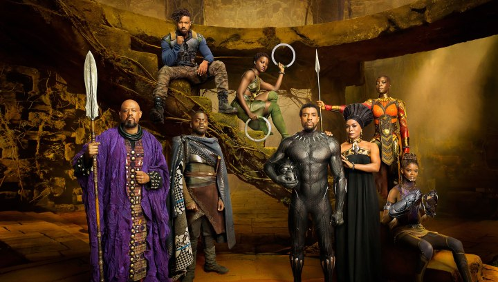 Ruth E.Carter Styles the Kings and Queens of Black Panther